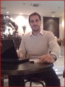 Antonio (Toni) Soler, escritor.