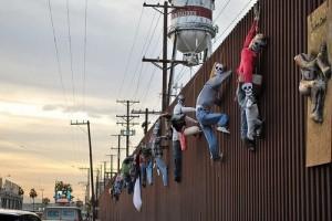 Migrantes calaveras 2014
